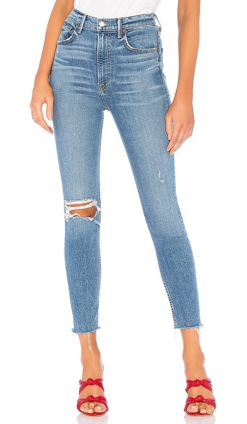 Super Stretch High Rise Jeans