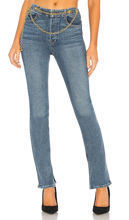 Blaine Mid-Rise Boot Cut Jean