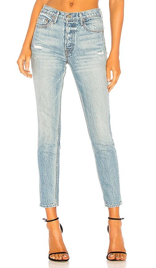 Karolina High-Rise Jean
