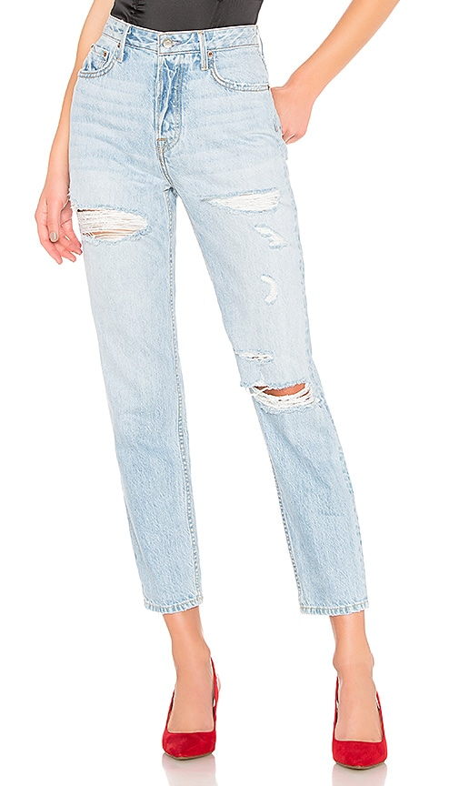 Devon High-Rise Boyfriend Jean