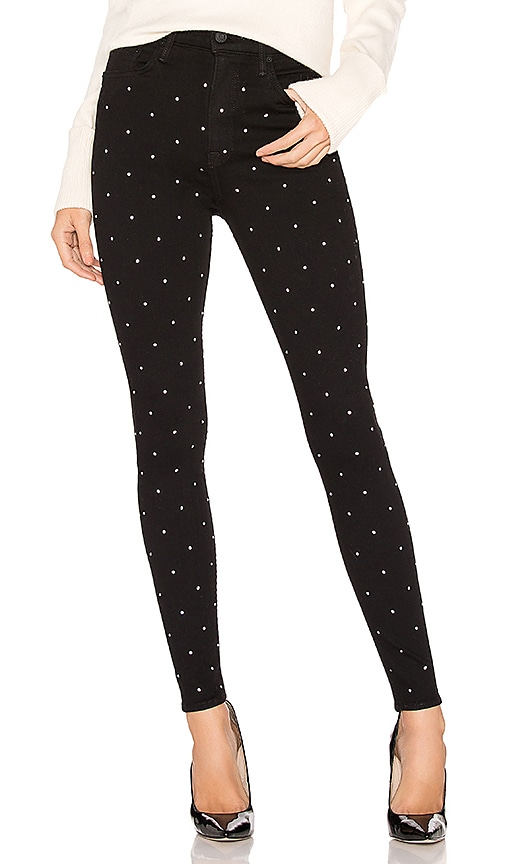Kendall Stretch High-Rise Skinny Jean