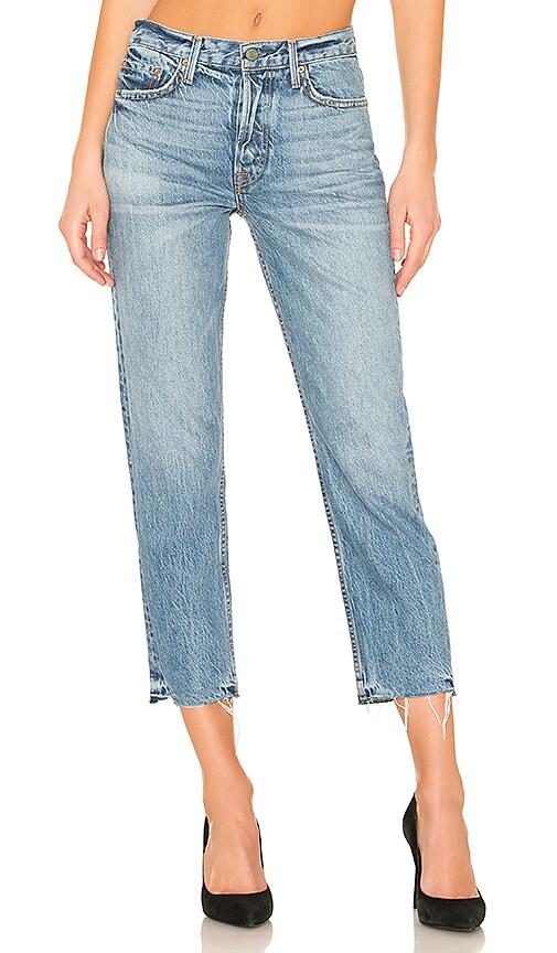 Helena High-Rise Long Jean