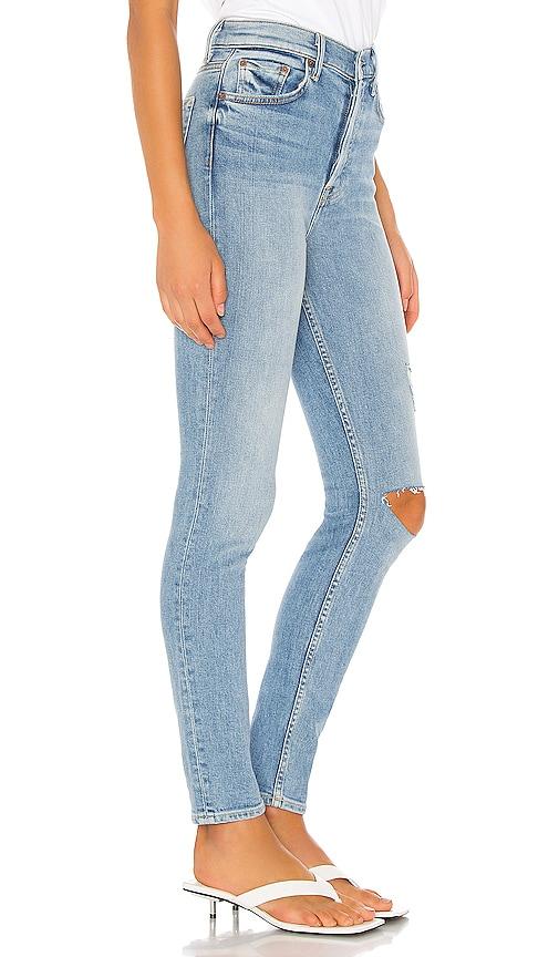 GRLFRND Super High Rise Karolina Jeans
