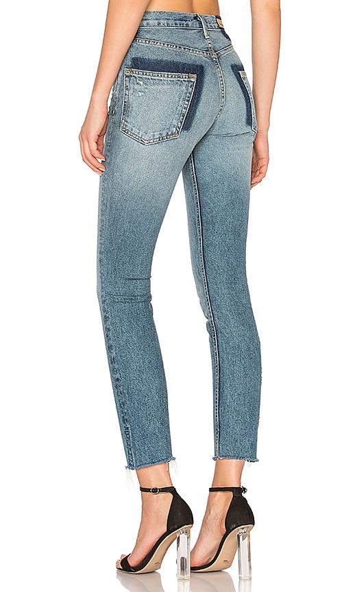 PETITE Karolina High-Rise Skinny Jean