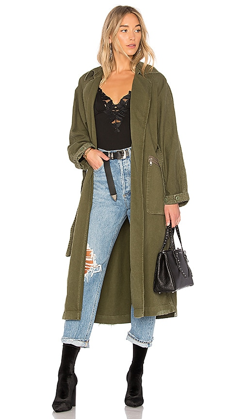 Donna Trench Coat