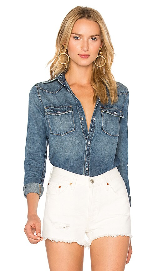 Lauren Denim Shirt