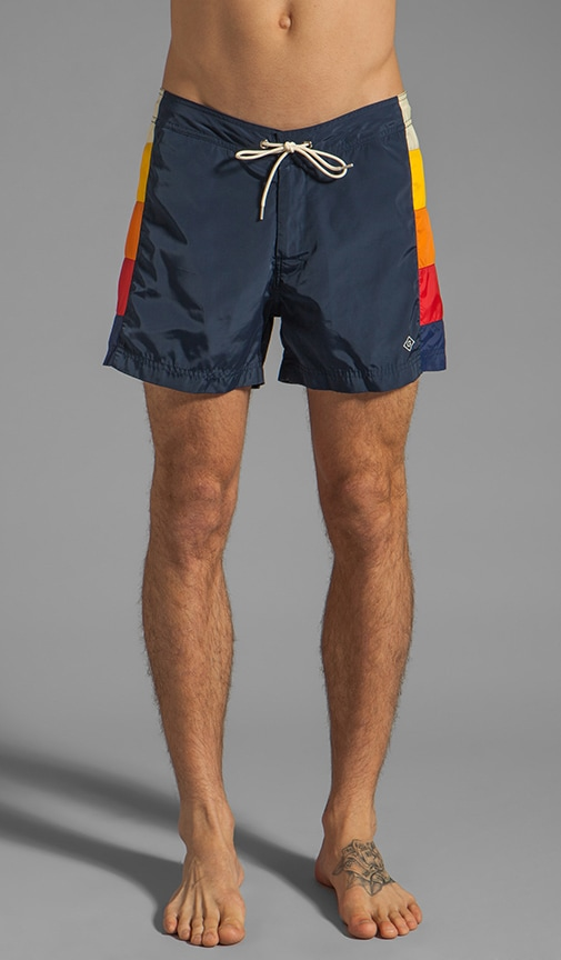 Patch Panel Swimtrunks