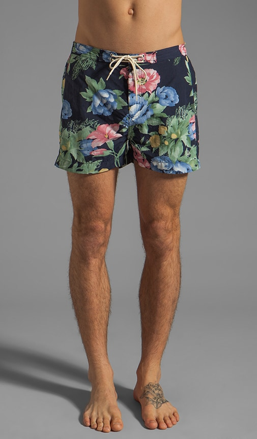 Flower Swimtrunks