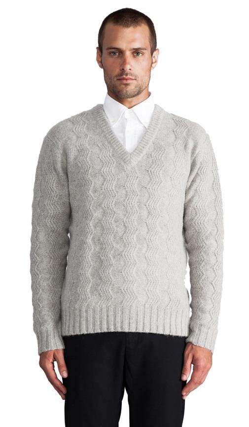 Zig Sag Sweater