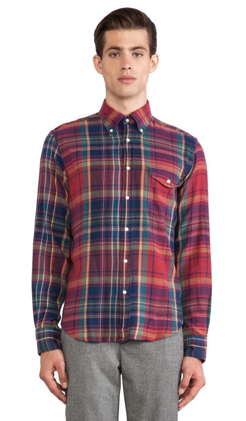 Windblown Flannel