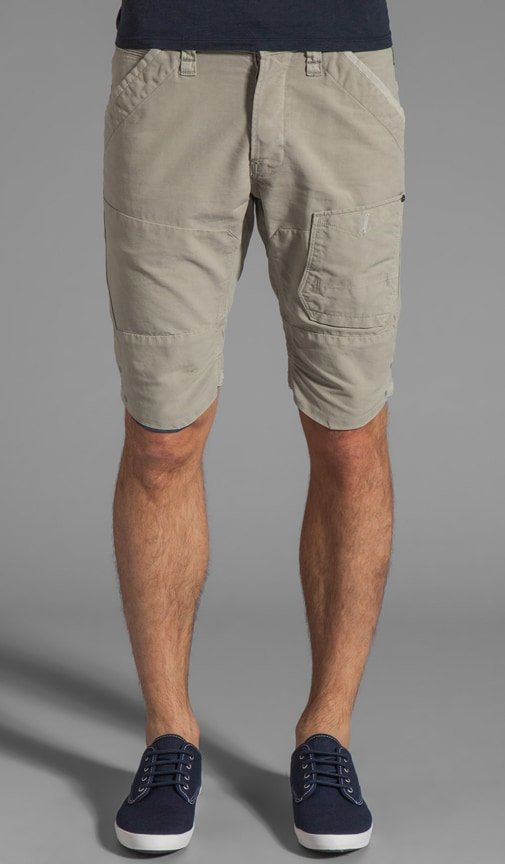 Recruit 5620 Wessex Tapered 1/2 Short