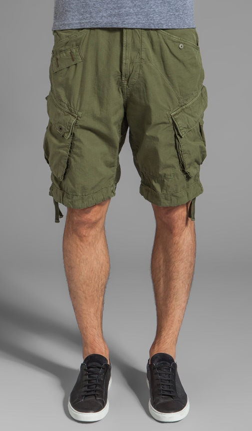 Rovic Loose Cargo Short