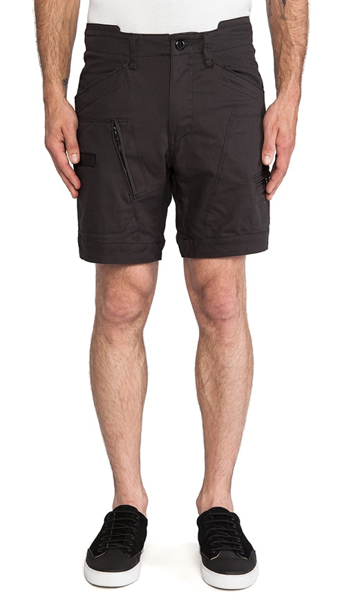 Powell Diamond Denim Short