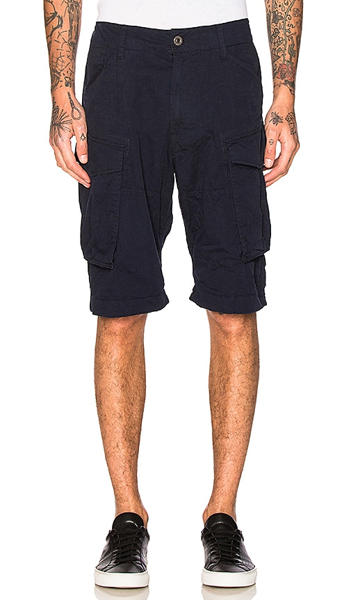 G-Star Rovic Loose Short in Navy