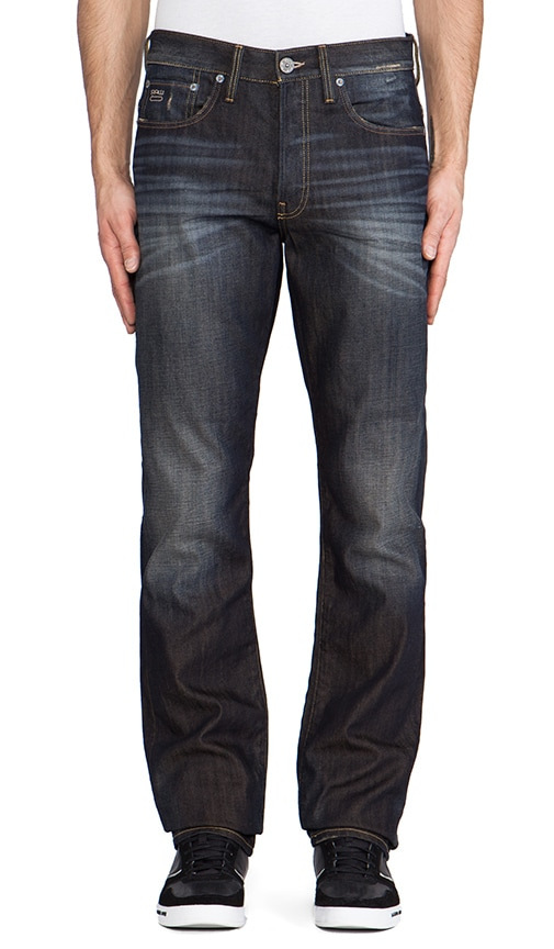 3301 Straight Fall Denim