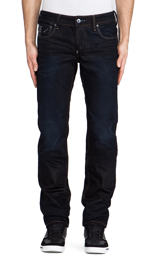 Attacc Low Straight Lexicon Denim