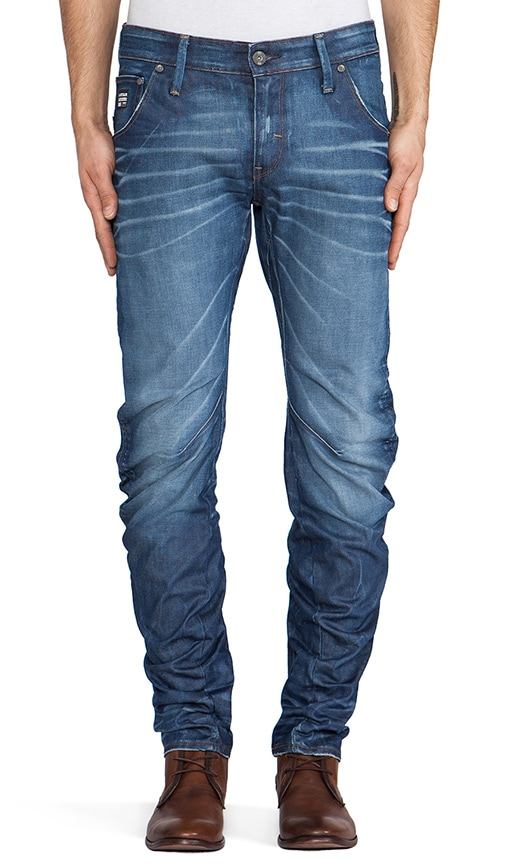 Arc 3D Slim Lexicon Denim