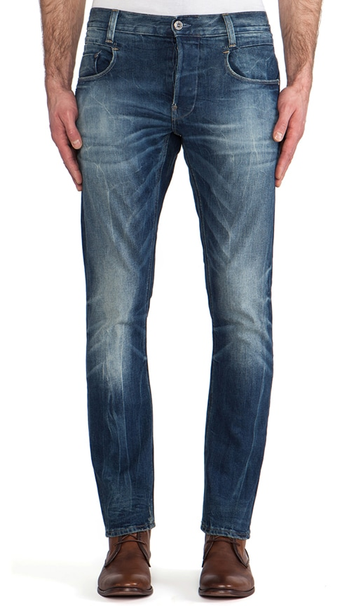 New Radar Slim Comfort Rider Denim