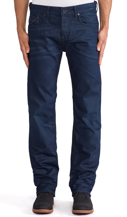 Defend Loose Blue Format Denim