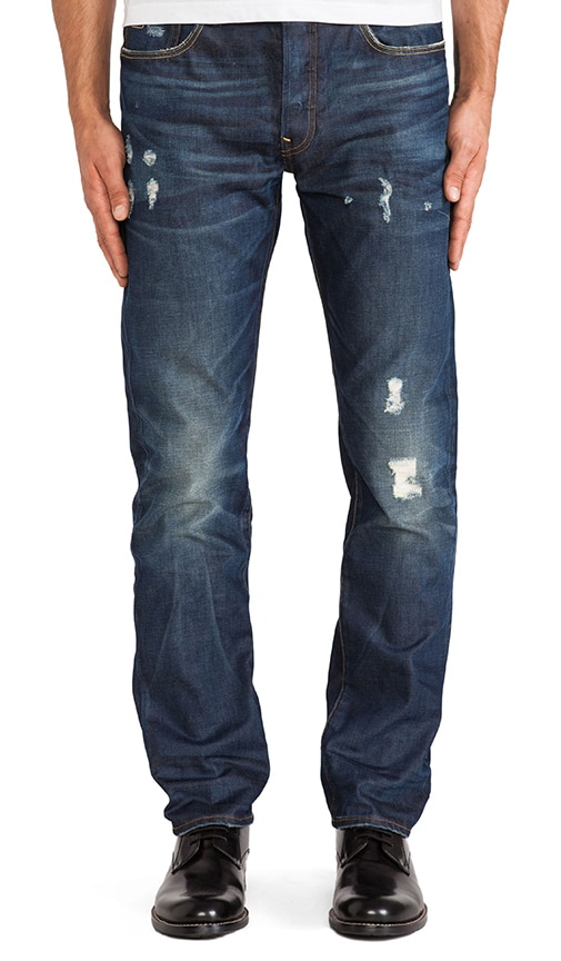 3301 Straight Taland Denim