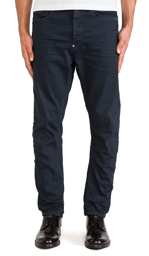 Type C Loose Tapered Mercury Denim