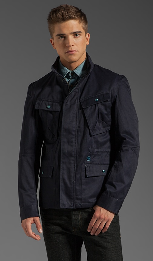Austin City Overshirt