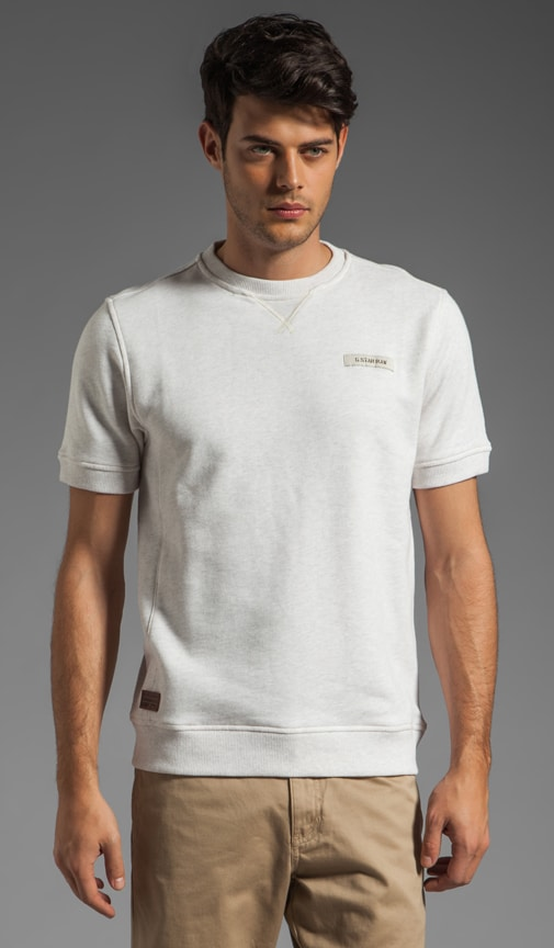 Ridge Short Sleeve Sweatshirt