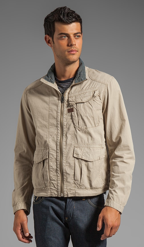 Nelson Overshirt Jacket