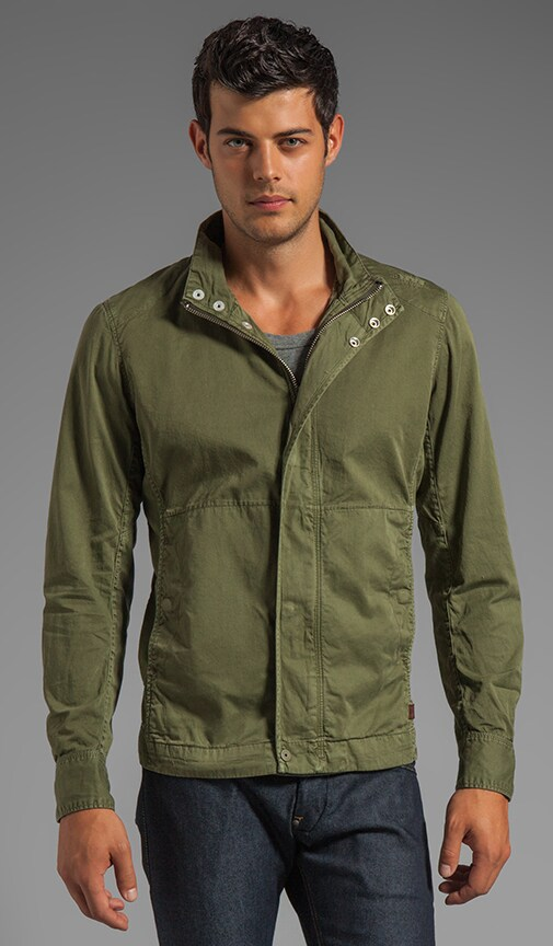 Dutton Overshirt Jacket