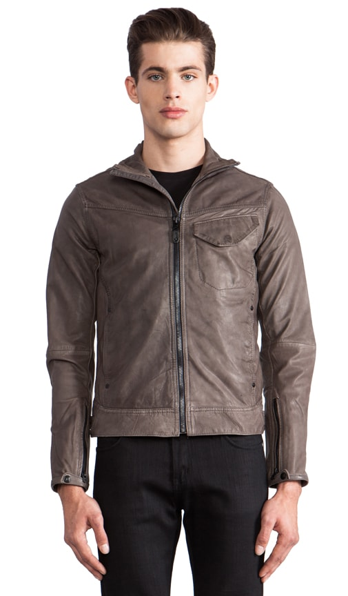 JSF Leather Jacket
