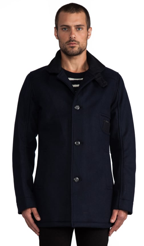 Raw Radar Garber Jacket