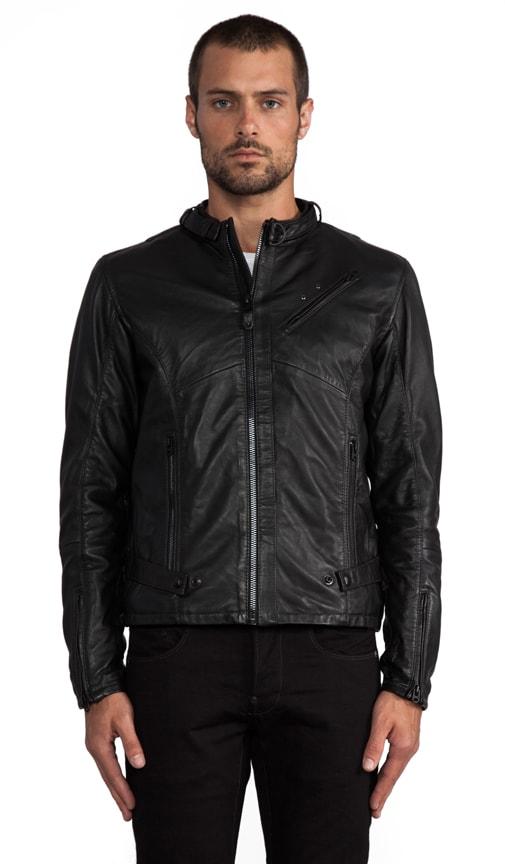 Chopper Leather Jacket