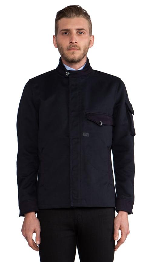 Davin Zip Overshirt