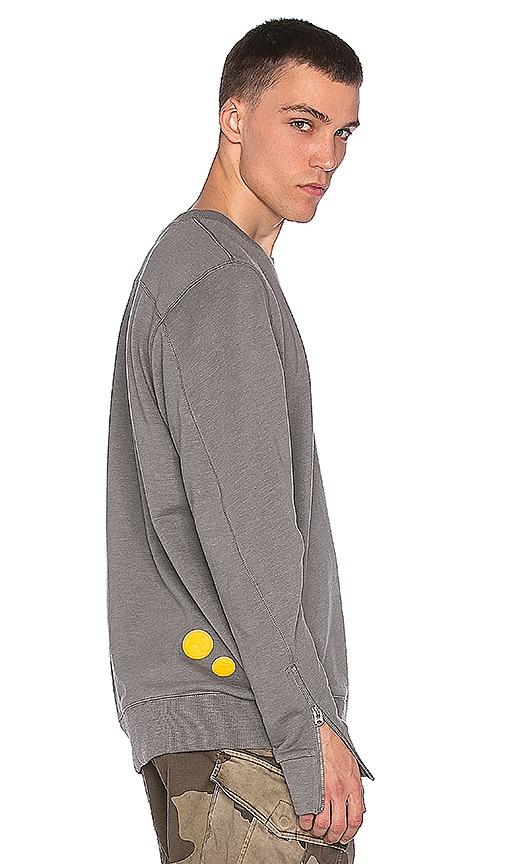 G-Star Orando Sweatshirt in Platinum