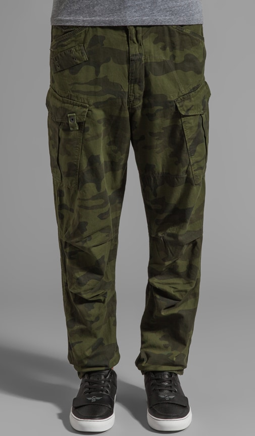 Rovic Extra Loose Tapered Pant