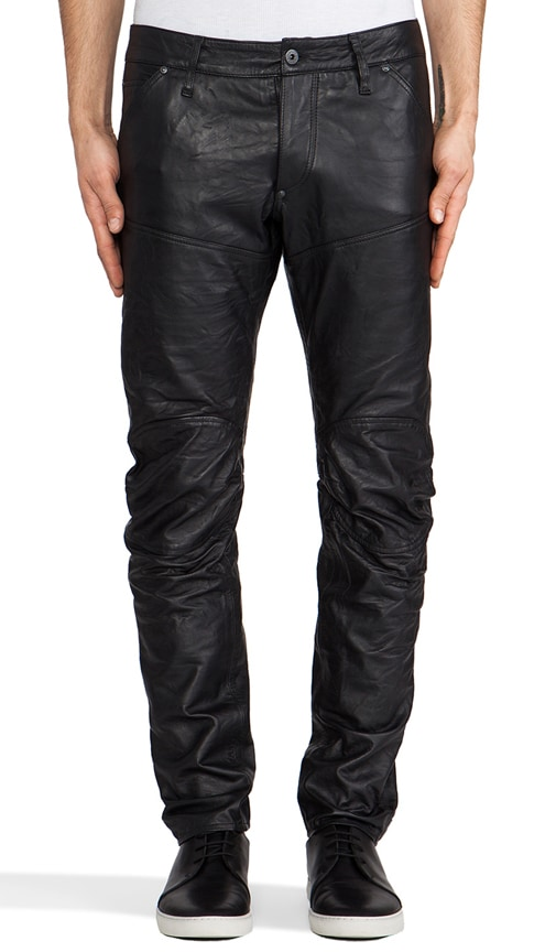 Leather 5620 3D Low Tapered