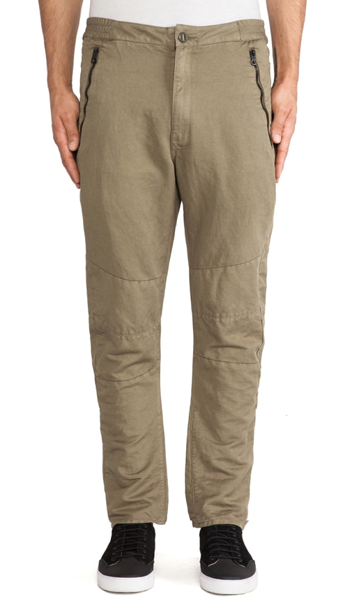 Burmans 3D Loose Tapered Pant