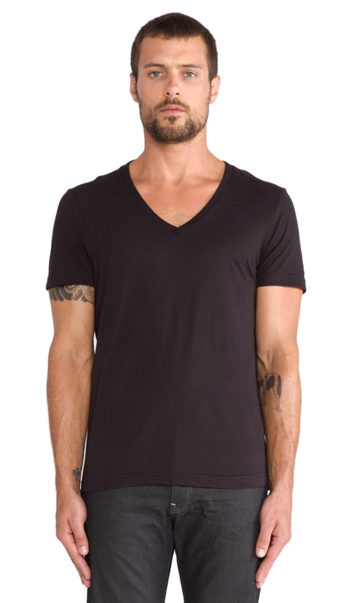 2 Pack Short Sleeve V-Neck Tee