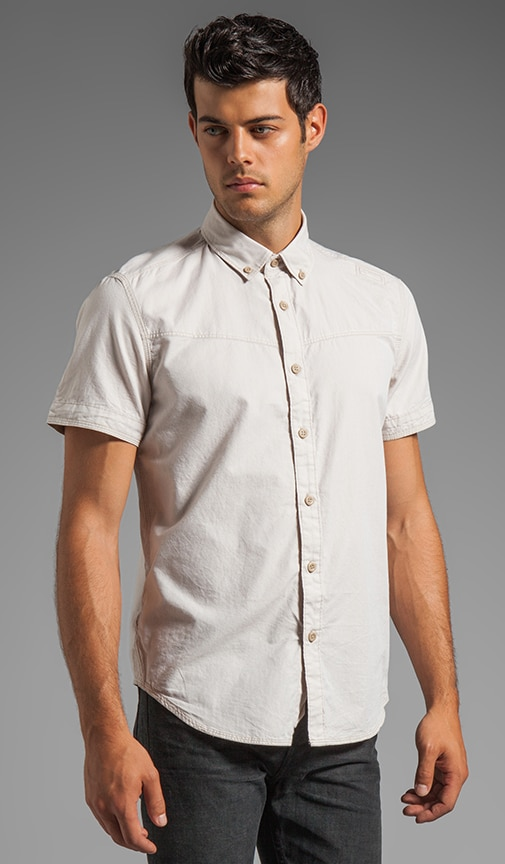 Swell Short Sleeve Button Down