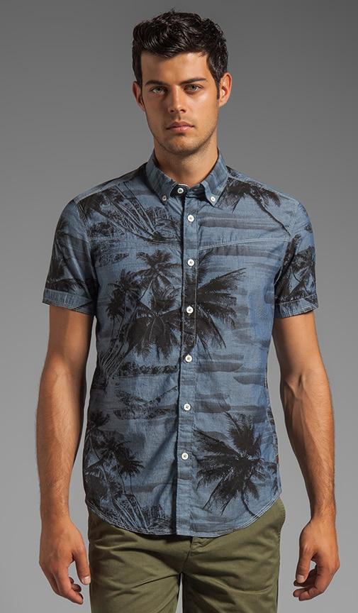Swell Palm Short Sleeve Shirt