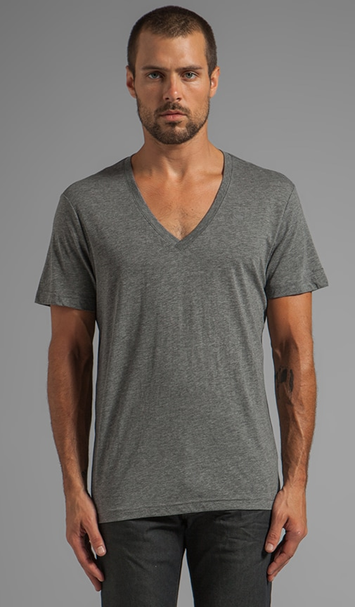 V Neck Double Pack