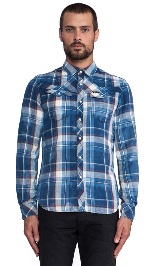 Tailor Plaid Shirt