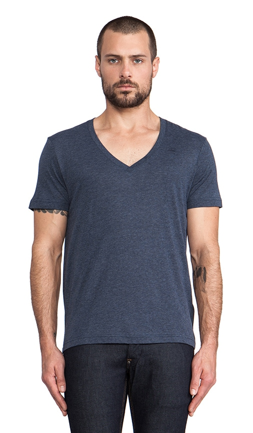 2 Pack V-Neck Tees