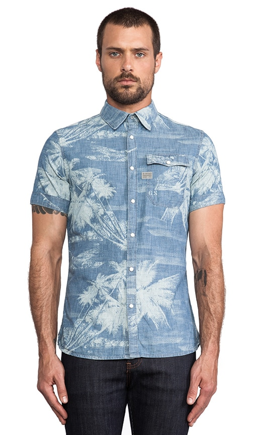 Mate Palm Shirt