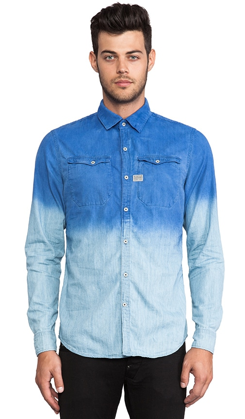 Cromart Dip Avery Denim Shirt