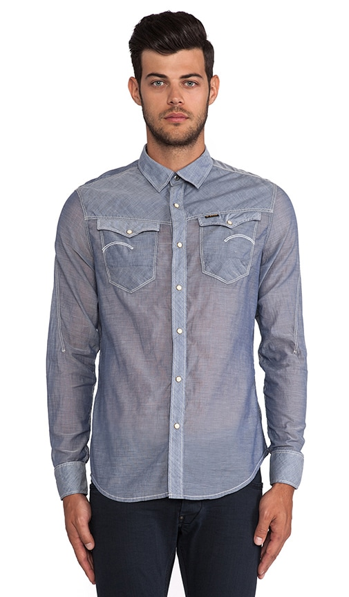 Arc 3D Chambray Shirt