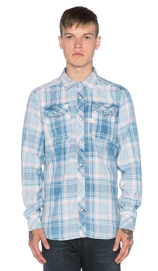 G-Star RAW Mens Indigo T-shirt Mens T-Shirt Shop Mens T-Shirts ... e32305da1