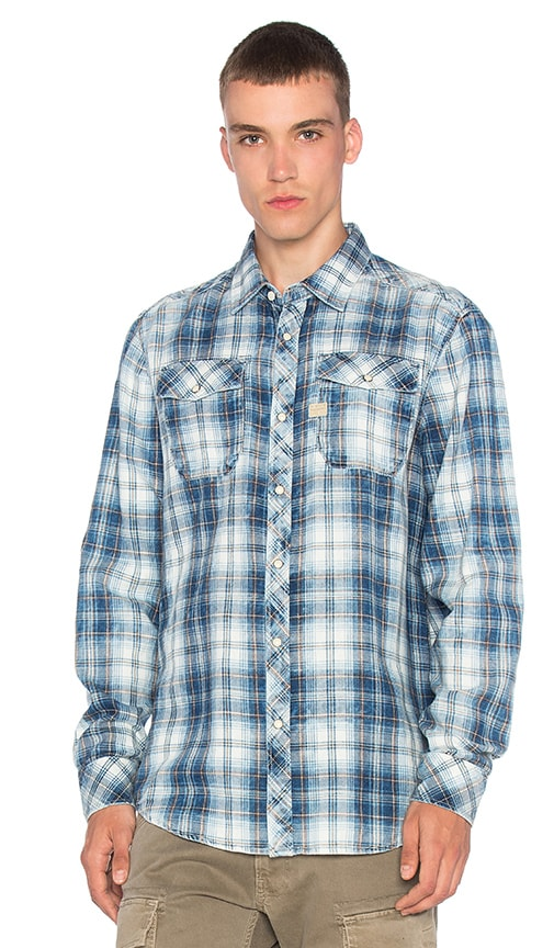 G-Star Landoh Shirt in Blue