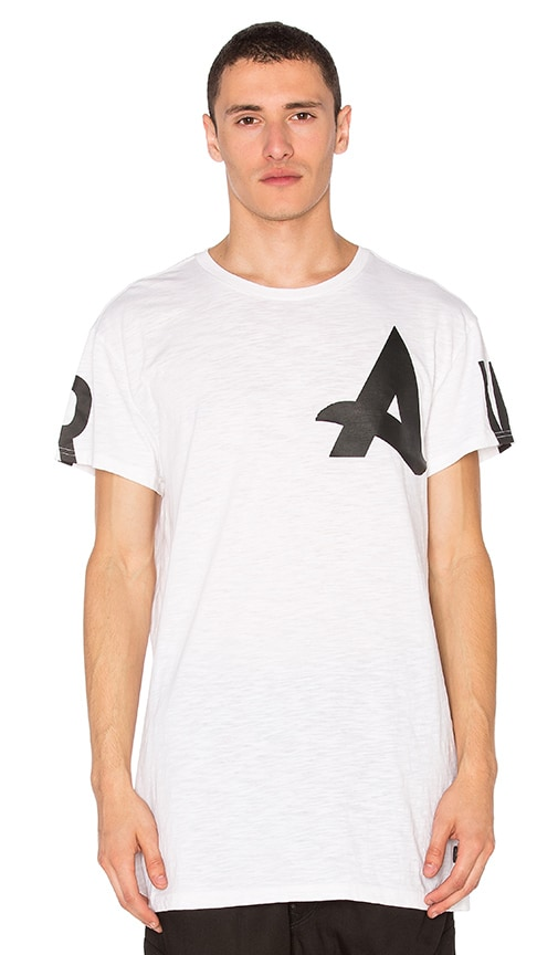 G-Star x Afrojack Tee in White