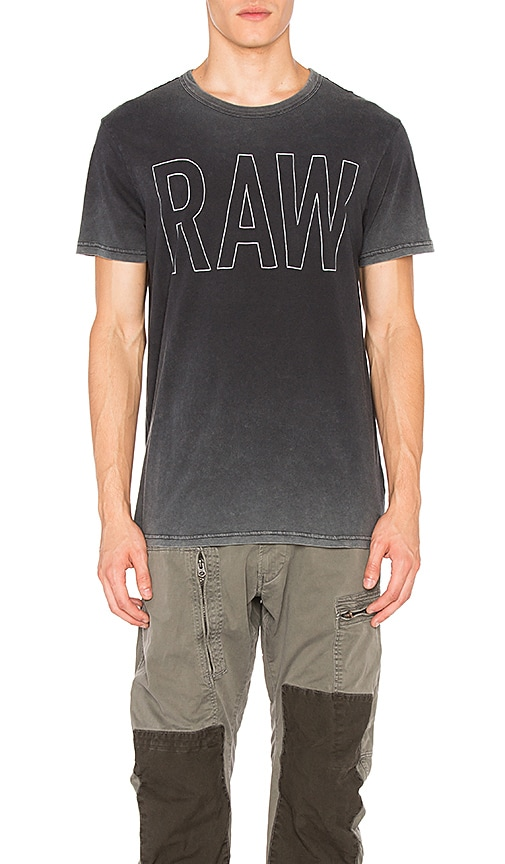 G-Star Xard Tee in Gray